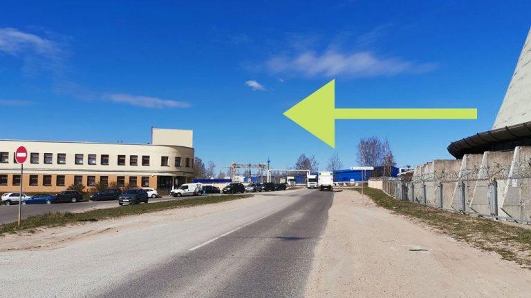 Как добраться в qp-service.by : по Монтажников, налево после трубы